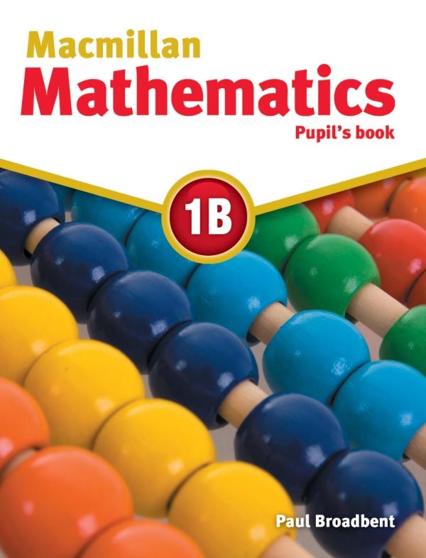 Macmillan Mathematics 1B Pupuil's Book
