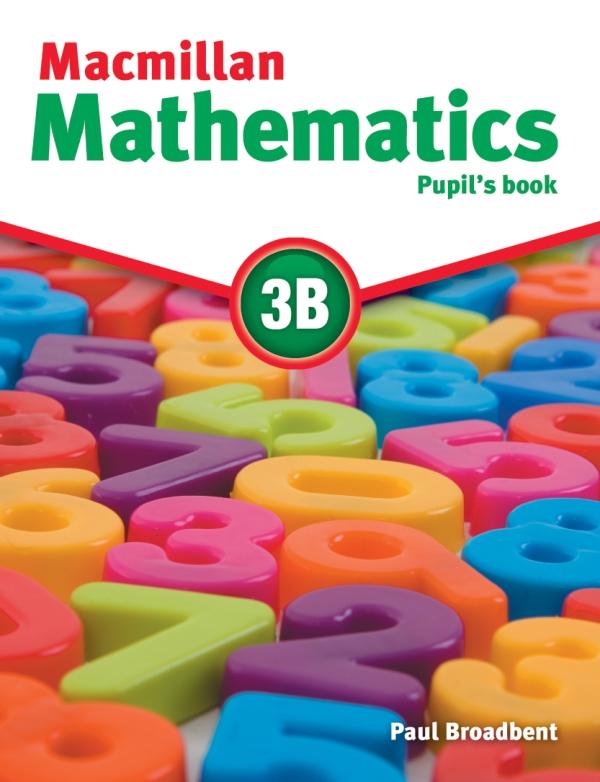 Macmillan Mathematics Level 3 Pupil's Book B