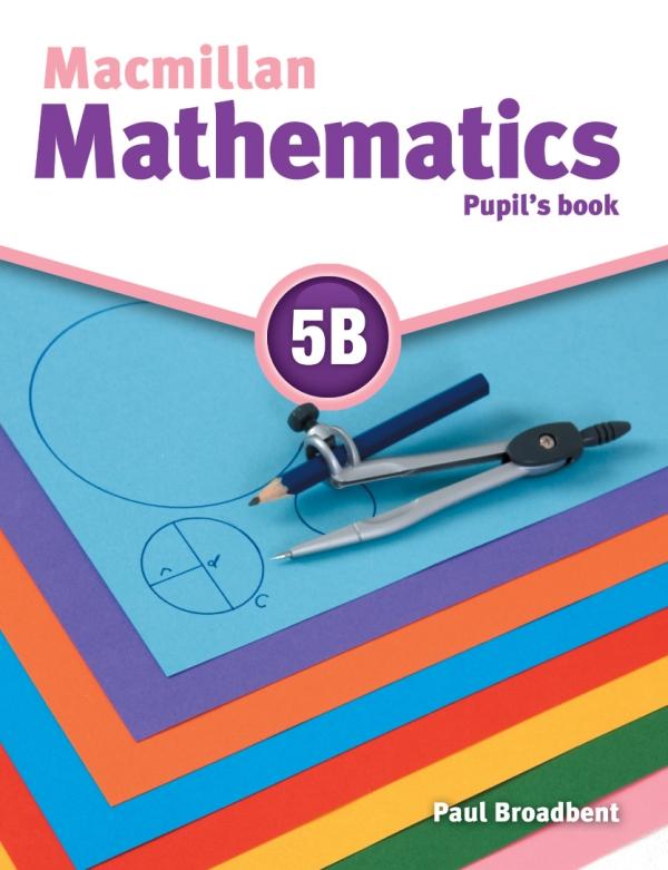 Macmillan Mathematics Level 5 Pupil's Book B