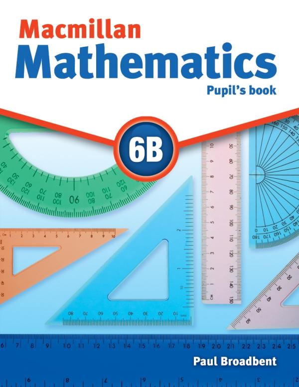 Macmillan Mathematics Level 6 Pupil's Book B