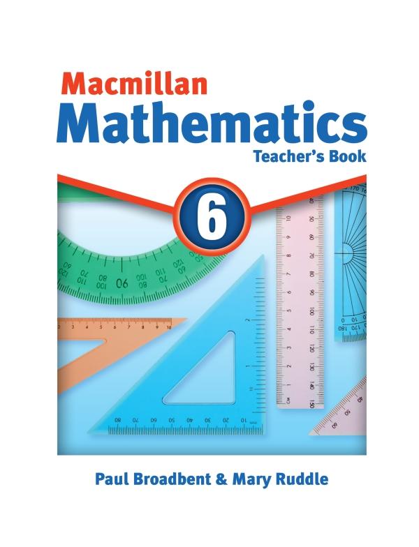 Macmillan Mathematics Level 6 Teacher's Book