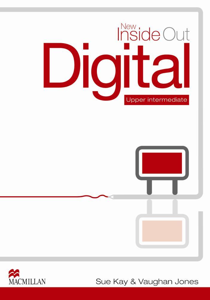 New Inside Out Upper-Intermediate Digital for Interactive Whiteboards DVD-ROM Multiple User