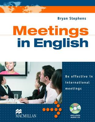 Meetings In English Student's Book with CD Pack
