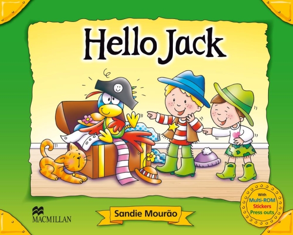 Hello Jack Pupil's Book Pack