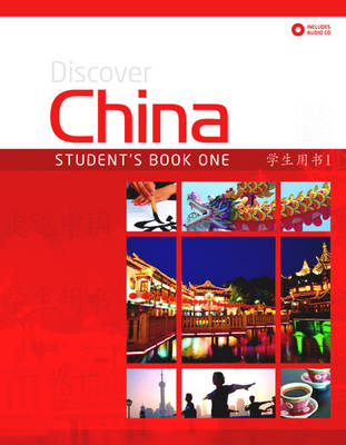 Discover China 1 Student's Book + Audio CD
