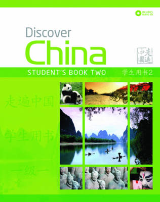 Discover China 2 Student's Book + Audio CD