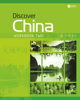 Discover China 2 Workbook + Audio CD