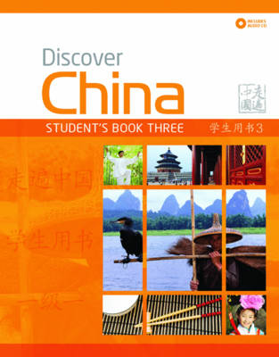 Discover China 3 Student's Book + Audio CD