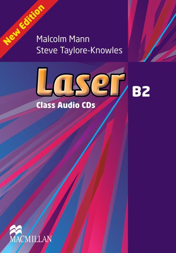 Laser 3rd Edition B2 Class Audio CDs Pack (original version)