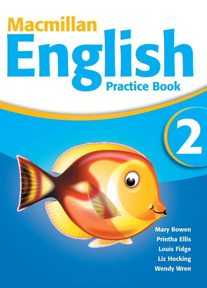 Macmillan English Level 2 Practice Book with CD-ROM