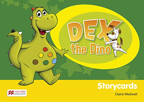 Dex the Dino Story Cards