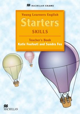 Young Learners English Skills - Starters Teacher's Book & Webcode Pack