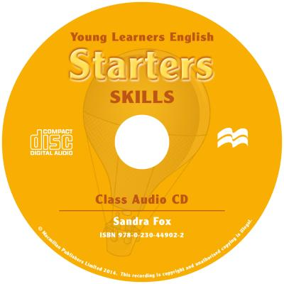 Young Learners English Skills - Starters  CD (2)