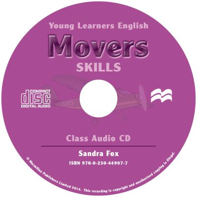 Young Learners English Skills - Movers   CD (2)