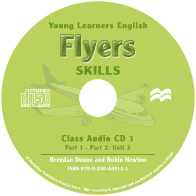 Young Learners English Skills - Flyers  CD (2)