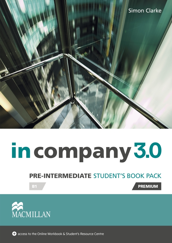 In Company 3.0 Pre-Intermediate Student's Book + Online Workbook + Student's Resource Centre Pack