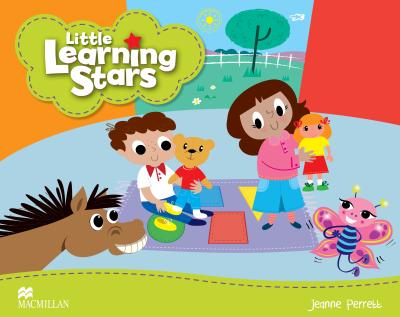Little Learning Stars Pupil's and Activity Book combined