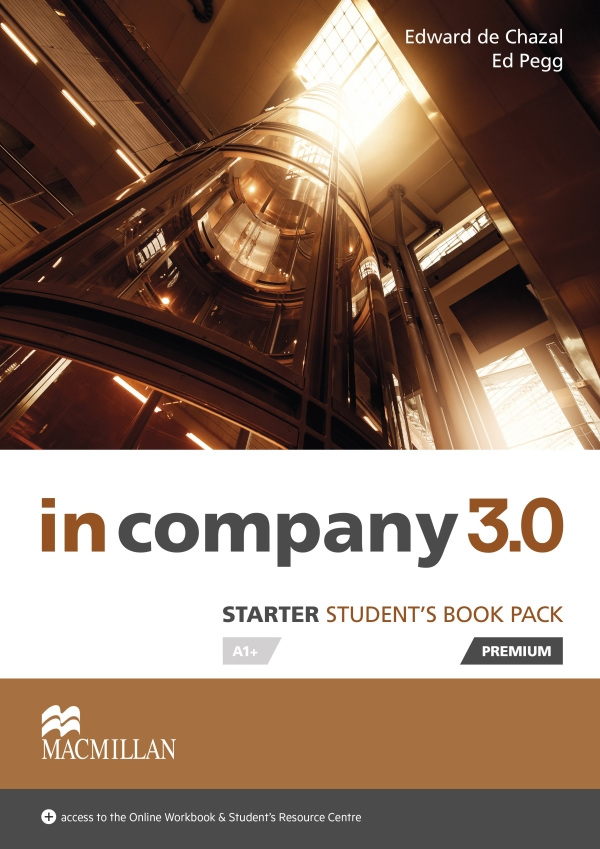 In Company 3.0 Starter Student's Book + Online Workbook + Student's Resource Centre Pack