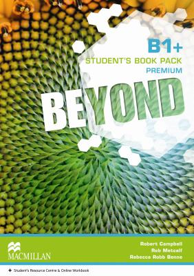 Beyond Level B1+ Student's Book + Student's Resource Centre Access + Online Workbook