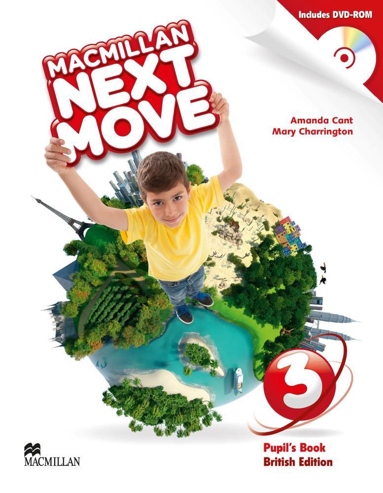 Next Move British English Level 3 Student's Book Pack