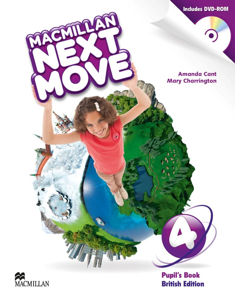 Next Move British English Level 4 Student's Book Pack