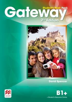 Gateway 2nd Ed B1+ Student's Book Pack
