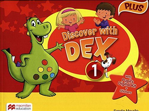 Discover with Dex Level 1 Pupil's Book Pack Plus