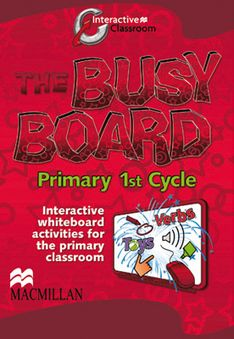 Busy Board Level 1 IWork Book CD-ROM