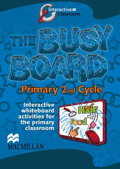 Busy Board Level 2 IWork Book CD-ROM
