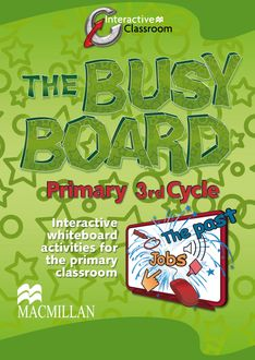 Busy Board Level 3 IWork Book CD-ROM