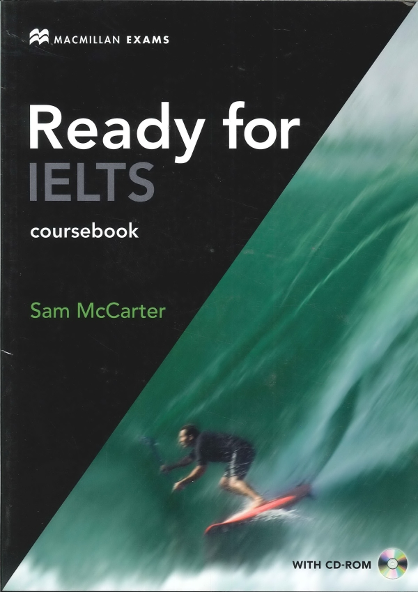 Ready for IELTS Student's Book without Answer Key with CD-ROM Pack