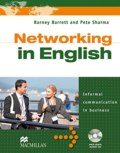Networking In English Student's Book with CD Pack
