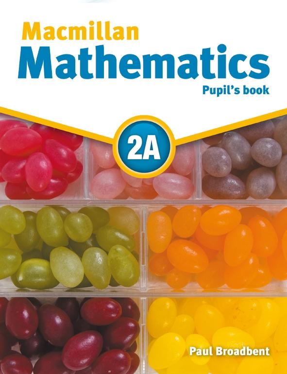 Macmillan Mathematics Level 2 Pupil's Book Pack