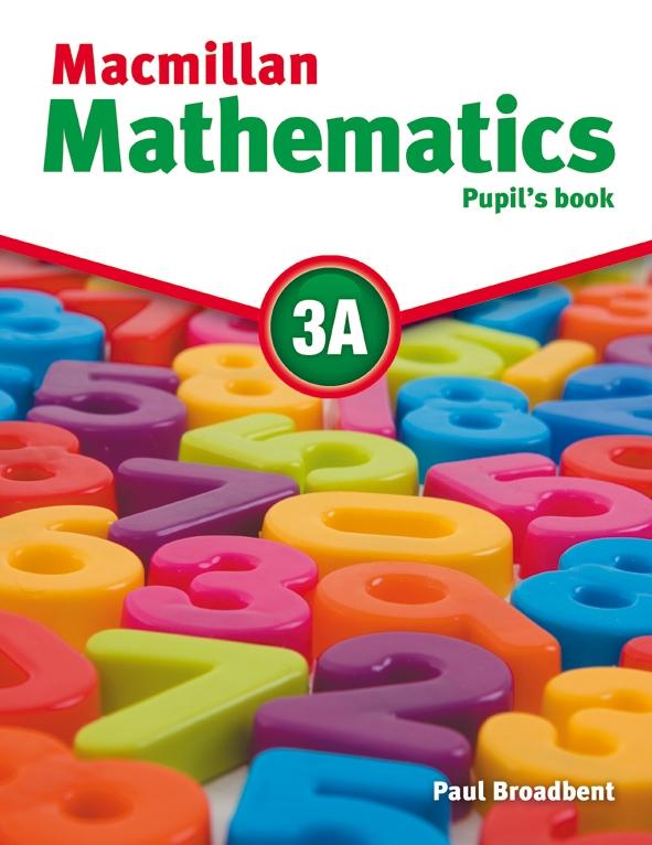Macmillan Mathematics Level 3 Pupil's Book Pack