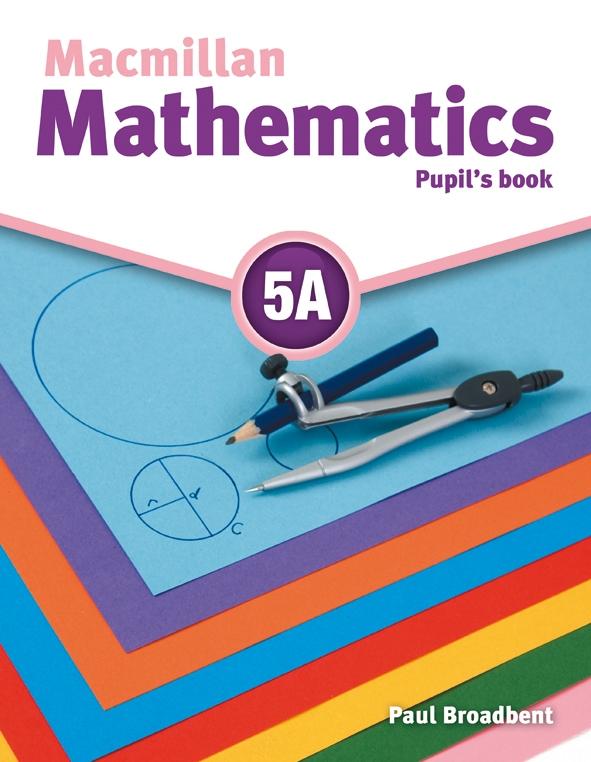 Macmillan Mathematics Level 5 Pupil's Book Pack