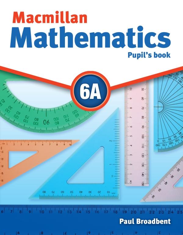 Macmillan Mathematics Level 6 Pupil's Book Pack