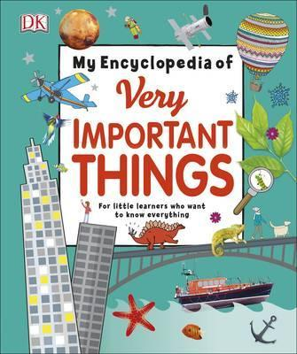 My Encyclopedia of Very Important Things  (HB)