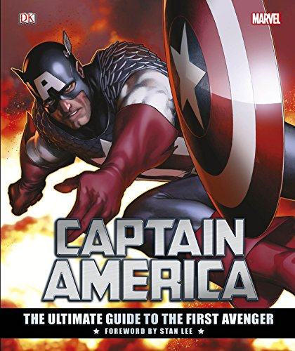 Captain America: Ultimate Guide to the First Avenger (HB)