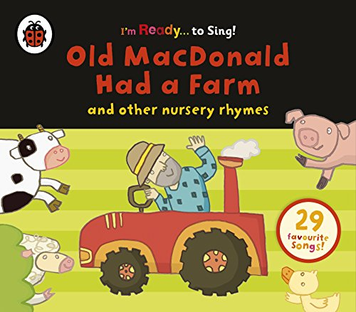 Old MacDonald Had a Farm and Other Classic Nursery Rhymes CD