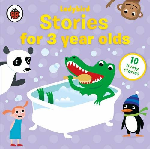 Stories for 3 Year Olds - Audio CD