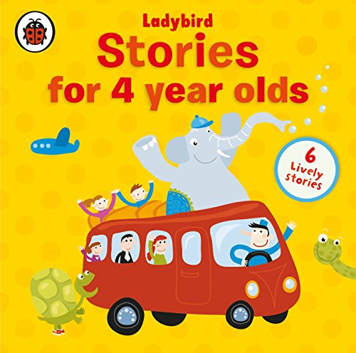 Stories for 4 Year Olds - Audio CD