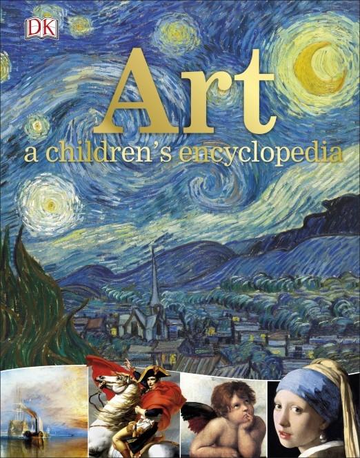 Art A Children's Encyclopedia  (HB)