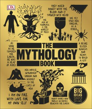 Mythology Book (HB)