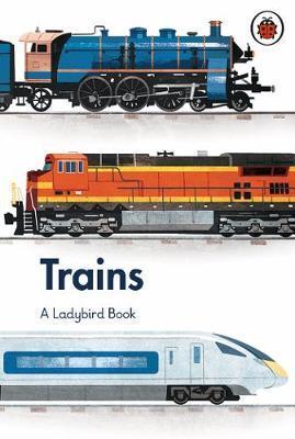 Ladybird Book: Trains