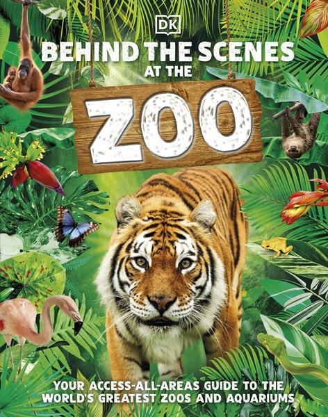 Behind the Scenes at the Zoo