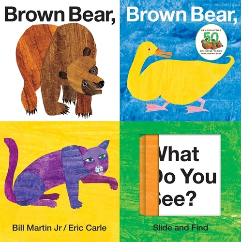Brown bear brown bear what do you see printable mini book