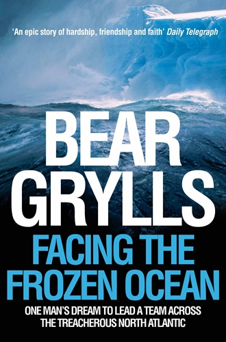 Facing the Frozen Ocean: One man's dream to lead a team across the treacherous North Atlantic