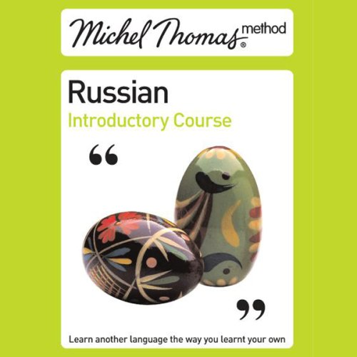 Michel Thomas Method: Russian Introductory Course +D