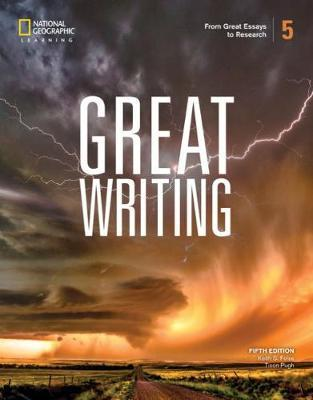 Great Writing 5 Student's Book (5th edition)