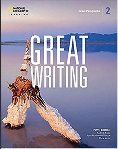 Great Writing 2 Student's Book + Online Workbook (5th edition)